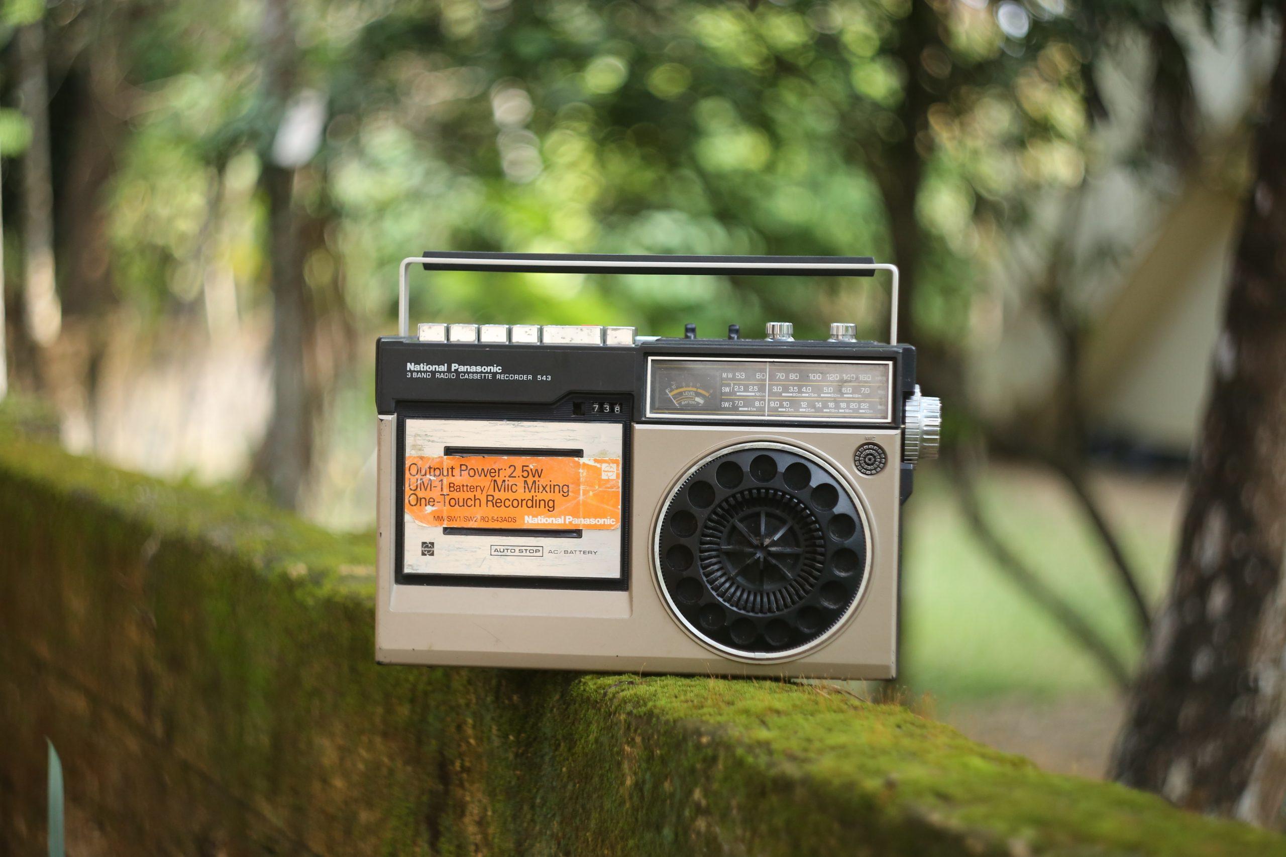 spot radio, marketing sonore